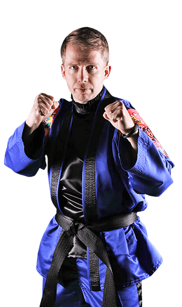 Andy Latherow Master Yourself Martial Arts